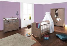 Kinderzimmer Jelka Massivholz von Pinolino