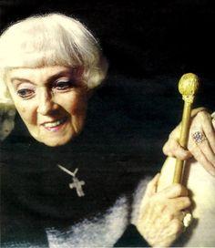 A los 93 años, falleció la artista Leda Valladares
