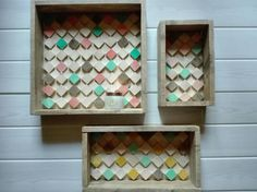 Niches, Boutique Etsy, Frame, Home Decor, Wood Dog House, Wooden Wall Art, Handmade Gifts, Unique Jewelry, Picture Frame