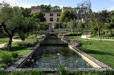 Castell Son Claret, Mallorca, Spain