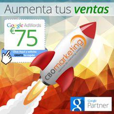 Miembros certificados del programa Google Partners. Visítanos en http://www.cbo-marketing.com/publicidad-en-google-adwords/agencia-adwords-sem/ y consigo tu cupón
