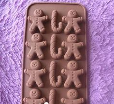 Silicone Soap Mold Christmas