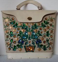 ENID COLLINS Vintage Handbag ... It Grows On by TheVintageHandbag