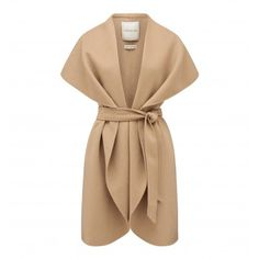 Lilliana Sleeveless Waterfall Jacket - Forever New. Olivia Pope eat your heart out.