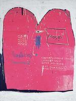 Basquiat  Moses