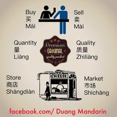 Shopping in China #chinese #mandarin #china
