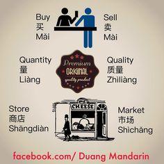 Shopping in China #chinese #mandarin #china