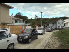 Carreata do Cenáculo da Consagração Realizada na Cidade de Porto Belo-SC Realização: Movimento Salvai Almas www.salvaialmas.com.br apoio: Rádio e TV Auxiliad...
