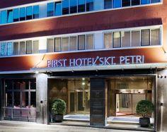Hotel Skt. Petri.  Super Scandi.