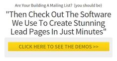 Full Screen Video Landing Pages done in Seconds! Drag and Drop! Online Marketing Tools, Digital Marketing Strategy, Internet Marketing, Make Money From Home, Make Money Online, How To Make Money, Lead Page, Build Your Own Website, Secrets Revealed