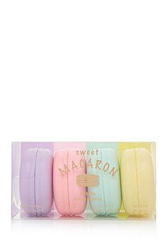Sweet Macaron Lip Balm Set | Forever 21 - 1000156953
