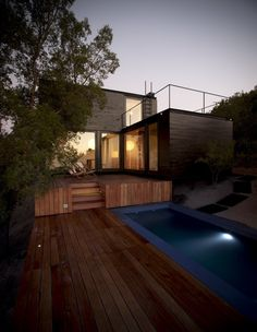 Pangal Refuge by emA_Arquitectos http://www.homeadore.com/2012/11/23/pangal-refuge-emaarquitectos/