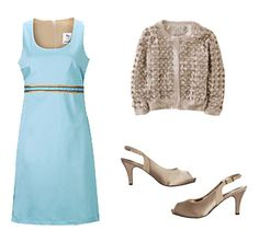 This elegant and classy style looks great for special occasions.