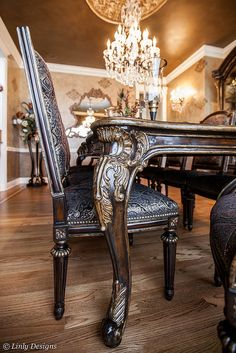 Custom Marge Carson Dining Room Set