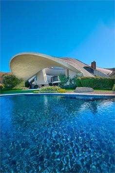 PALM SPRINGS BOB AND DOLORES HOPE ESTATE | California Luxury Homes | Mansions For Sale | Luxury Portfolio