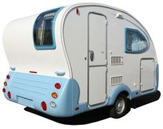 Lightweight Travel Trailers: Small Camping Trailers