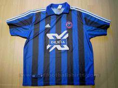 ADIDAS CLUB BRUGGE 2000-2002 TRIKOT GR M EQUIPMENT Belgische Vereine Fußball