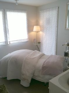 Day spa || massage therapy room || esthetician room || aesthetician room || esthetics || skin care || body waxing || hair removal || body scrub || body treatment room