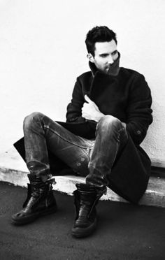 Adam Levine is my kryptonite, and he makes me weaker and weaker with his intelligence, jokes, and personality.