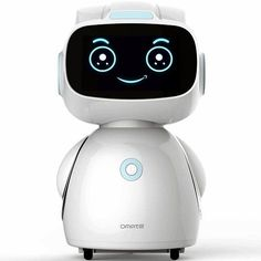 Best Alexa-Compatible Smart Home Devices Robot Cute, Ai Robot, Smart Robot, Smart Home Ideas, Humanoid Robot, Robots Characters, Robots For Kids, Smart Home Security, Smart Home Technology