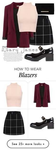 """""""#078 ENA"""" by enicanovi on Polyvore featuring Envi, WithChic, River Island, Dune…"""