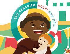 "Check out new work on my @Behance portfolio: ""São Benedito"" http://be.net/gallery/50463631/Sao-Benedito"