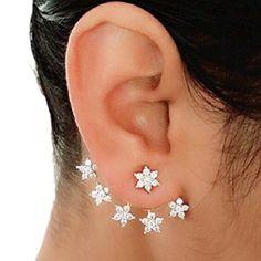 Shining-Diva-18K-AD-Star-Earcuff-Earrings-For-Women-0