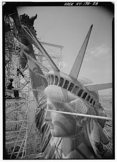 New York Architecture Images-STATUE OF LIBERTY