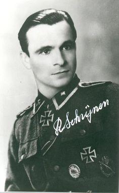 Remi Schrijnen - SS UnterscharFührer Flemisch Legion Waffen SS - 27. SS-Freiwilligen Panzergrenadierdevision Langemarck