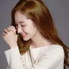 Korean Beauty, Asian Beauty, Young Kim, Park Min Young, Korean Actresses, Korean Actors, Korean Celebrities, Beautiful Asian Women, Hair Color