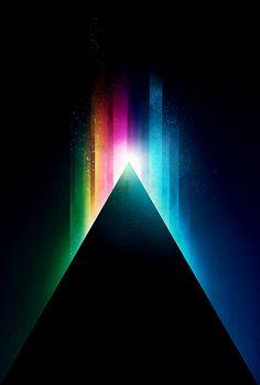 743511212394756 20 Futuristic Digital Artworks by Sakke Soini - Crazy impressive 80s Album emulation.