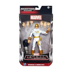 Punho de Ferro - Marvel Legends Infinite Series