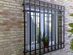 Resultado de imagen para rejas para ventanas en hierro forjado