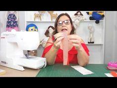 Dica do Dia #2: 4 formas de encapar alças de algodão - YouTube