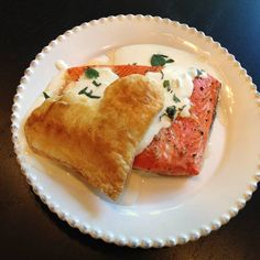 Check out this recipe on Real Women of Philadelphia: Salmon en Croute