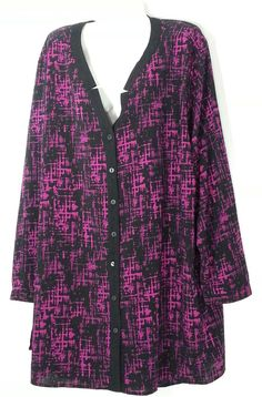 CATHERINES TOP 3X BLOUSE SHIRT 26-28 NEW PLUS SIZE SHIRT TOP NEW  #CATHERINES…