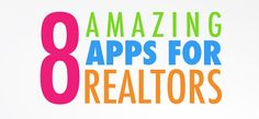 Want the top apps that help you sell faster? Check out these epic apps for real estate agents. Download them today to sell more!