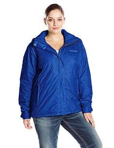 Columbia Women's Plus-Size Gotcha Groovin Jacket Plus, Blue Macaw, 2X Columbia http://www.amazon.com/dp/B00LEORMHU/ref=cm_sw_r_pi_dp_uLt8vb08J7DHN