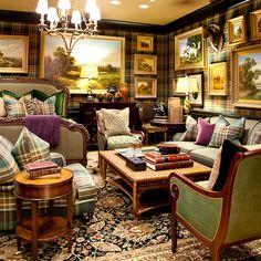 Interior Decorator Design & Home Furnishings McKinney, TX Style At Home, Salons Cottage, Decoration Restaurant, Br House, Estilo Interior, Home Decoracion, English Country Decor, Interior Decorating, Interior Design