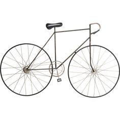 Wall Decoration Racing Bike - KARE Design