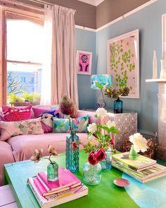 Decoration Inspiration, Interior Design Inspiration, Room Inspiration, Rich Girl Bedroom, Cute Bedroom Decor, Deco Originale, Pretty Room, Interior Exterior, Eclectic Decor