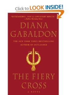 The Fiery Cross (Outlander): Diana Gabaldon: 9780440221661: Amazon.com: Books