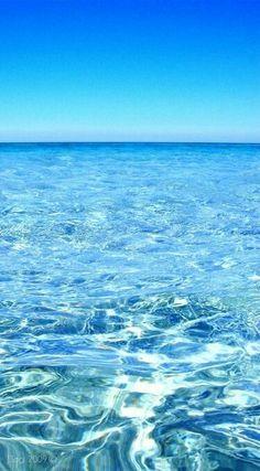 Ocean Blue Summer