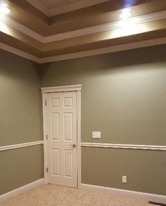 Spalding Gray paint color SW 6074 by Sherwin-Williams. View interior ...