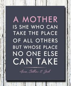 Beautiful Sweet Mother's Day Quotes | Easy DIY Gift Ideas for Mother's Day