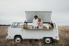 Wild and Free Wedding Inspiration // vw van Free Wedding, Boho Wedding, Wedding Fun, Wedding Ideas, Prenuptial Photoshoot, Bohemian Wedding Inspiration, Green Wedding Shoes, Wild And Free, Love