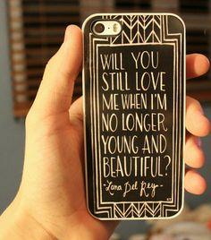 Lana Del Rey #LDR #Young_and_Beautiful