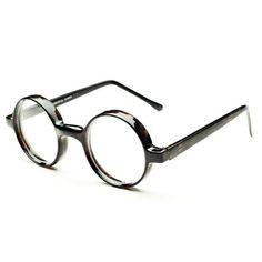 round eyeglass frames for women | ... Nerd Clear Lens Round Eyeglasses Glasses Frames Tortoise R422 | eBay
