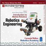 Homeschool Robotics Engineering I: Introduction to Mobile Robotics Curriculum Homeschool Math, Curriculum, Homeschooling, First Lego League, Classroom Solutions, Educational Robots, Robotics Engineering, Lego For Kids, High School Classroom