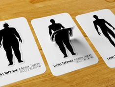Losing wait? Great card for a weightlossconsultant or fitnesscoach, love it.